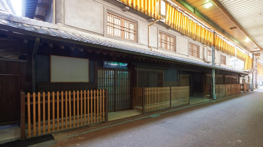 旧鎌田醤油本店