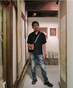 小沢先生修復風景3